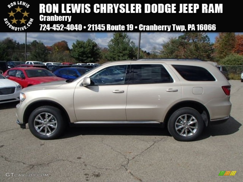 2014 Sandstone Pearl Dodge Durango Limited Awd 87224907 Gtcarlot Com Car Color Galleries