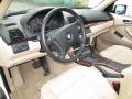 Beige 2006 BMW X5 Interiors