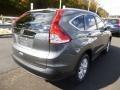 2014 Polished Metal Metallic Honda CR-V EX-L AWD  photo #3
