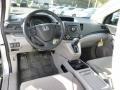 2014 Alabaster Silver Metallic Honda CR-V LX AWD  photo #12