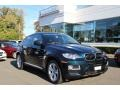 Midnight Blue Metallic 2013 BMW X6 xDrive35i