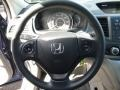 2014 Twilight Blue Metallic Honda CR-V LX AWD  photo #17