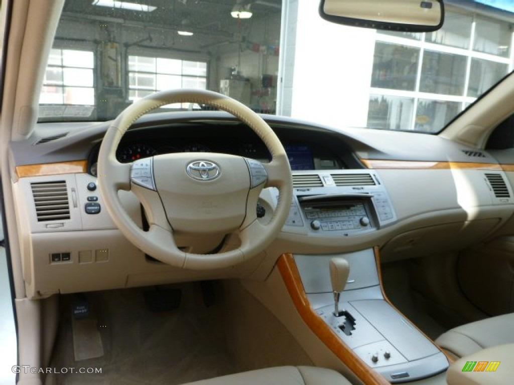 2006 Toyota Avalon Xls Ivory Dashboard Photo 87263985