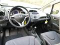 Gray Prime Interior Photo for 2013 Honda Fit #87266892