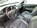 Black Prime Interior Photo for 2012 Kia Sorento #87269028