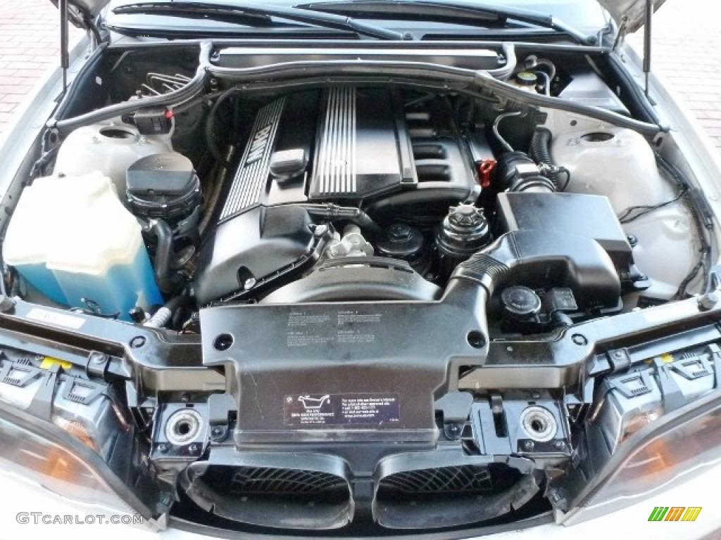 2000 Bmw 3 Series 323i Convertible Engine Photos