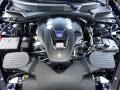 2014 Quattroporte S Q4 AWD 3.8 Liter DI Twin-Turbocharged DOHC 32-Valve VVT V8 Engine