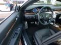 2014 Quattroporte Nero Interior