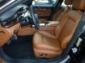 Front Seat of 2014 Quattroporte S Q4 AWD