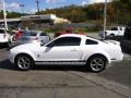 2006 Performance White Ford Mustang V6 Premium Coupe  photo #2