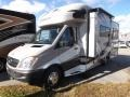 Arctic White 2013 Mercedes-Benz Sprinter 3500 Passenger Conversion Van