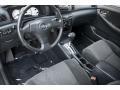 Black 2004 Toyota Corolla Interiors