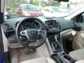 2014 Deep Impact Blue Ford Escape SE 2.0L EcoBoost 4WD  photo #10