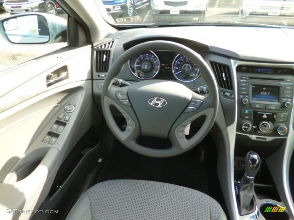 2014 Hyundai Sonata Gls Dashboard Photos Gtcarlot Com