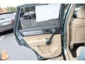 2010 Opal Sage Metallic Honda CR-V EX AWD  photo #19
