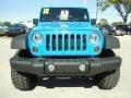 2012 Cosmos Blue Jeep Wrangler Sport 4x4  photo #13