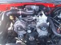2005 Victory Red Chevrolet Silverado 1500 Extended Cab  photo #11