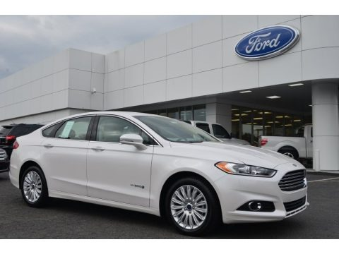 2014 Ford Fusion Hybrid Se Data Info And Specs