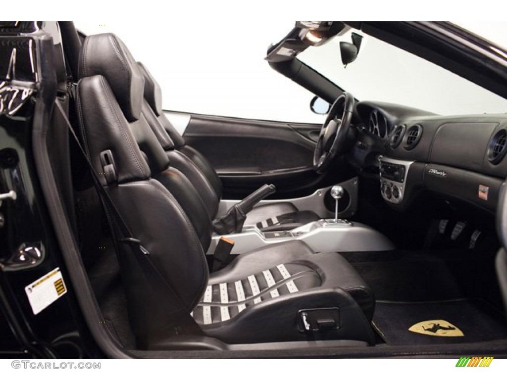 2004 Ferrari 360 Spider Front Seat Photo 87331480