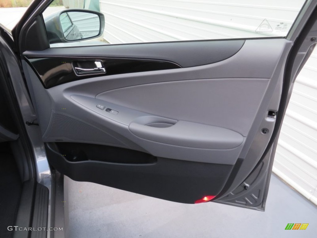 2014 Hyundai Sonata Se Door Panel Photos Gtcarlot Com
