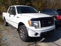 Oxford White 2012 Ford F150 STX SuperCab 4x4