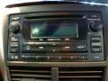 2014 Subaru Impreza STI Black Alcantara/ Carbon Black Leather Interior Audio System Photo