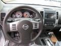 2013 Nissan Frontier Graphite Steel Interior Dashboard Photo