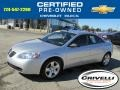 Quicksilver Metallic 2009 Pontiac G6 Sedan