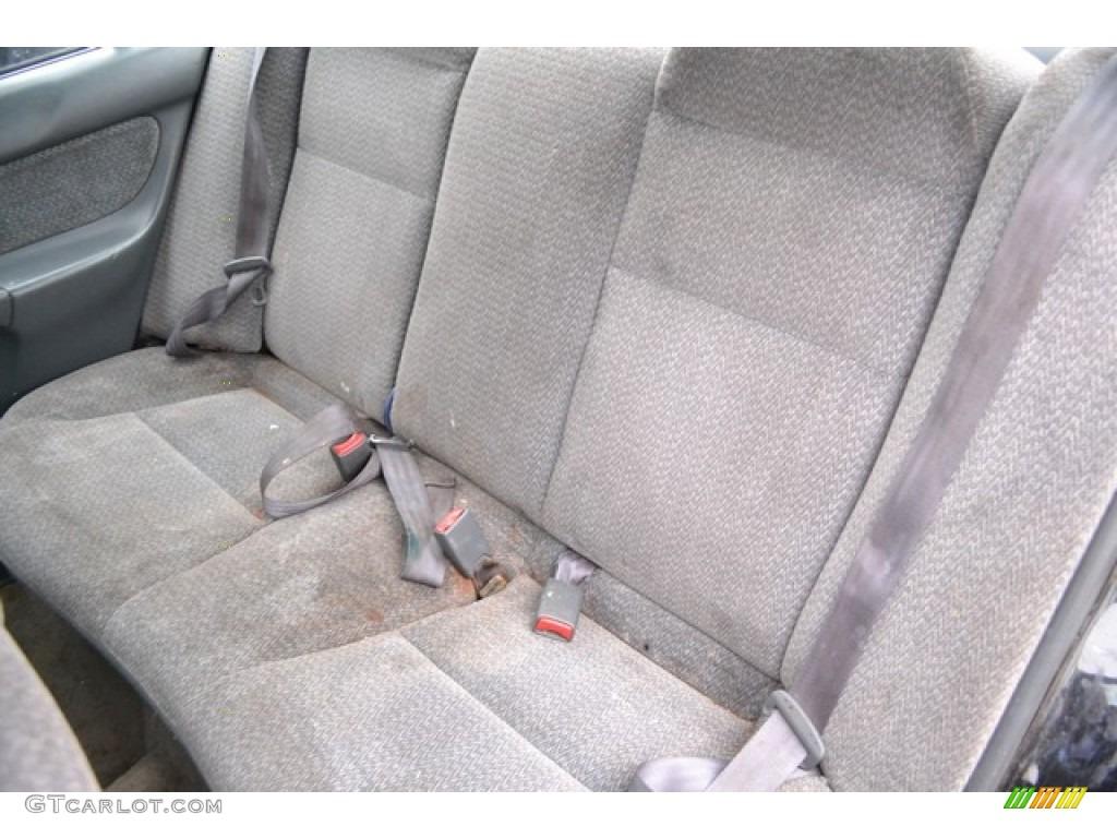 2000 Honda Civic Lx Sedan Rear Seat Photos Gtcarlot Com