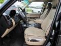 2007 Java Black Pearl Land Rover Range Rover HSE  photo #2