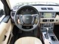 2007 Java Black Pearl Land Rover Range Rover HSE  photo #13