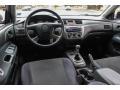 Black 2004 Mitsubishi Lancer Interiors