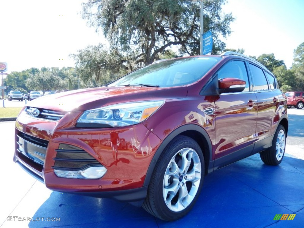 Sunset Ford Escape