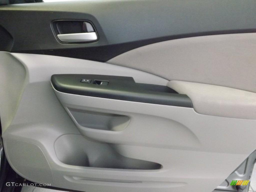 2014 CR-V EX AWD - Polished Metal Metallic / Gray photo #28
