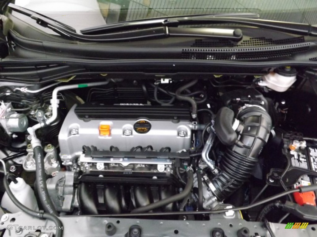 2014 CR-V EX AWD - Polished Metal Metallic / Gray photo #30