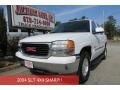 Summit White 2004 GMC Yukon SLE 4x4