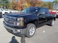 Black 2014 Chevrolet Silverado 1500 Gallery