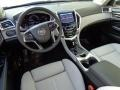 Light Titanium/Ebony 2014 Cadillac SRX Interiors