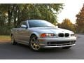 Titanium Silver Metallic 2001 BMW 3 Series 325i Convertible