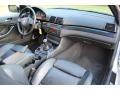 2001 3 Series 325i Convertible Black Interior