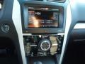 2014 Ford Explorer Sport Charcoal Black/Sienna Interior Controls Photo