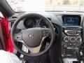 2013 Tsukuba Red Hyundai Genesis Coupe 3.8 Track  photo #5