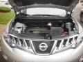 2010 Brilliant Silver Metallic Nissan Murano SL AWD  photo #6