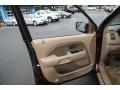 2007 Dark Cherry Pearl Honda Pilot EX-L 4WD  photo #17