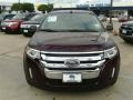 Cinnamon Metallic 2012 Ford Edge SEL