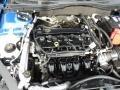 2011 Blue Flame Metallic Ford Fusion SEL  photo #20