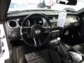 2014 Ford Mustang Shelby Charcoal Black/Black Accents Recaro Sport Seats Interior Prime Interior Photo