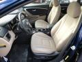 Beige Front Seat Photo for 2013 Hyundai Elantra #87449087