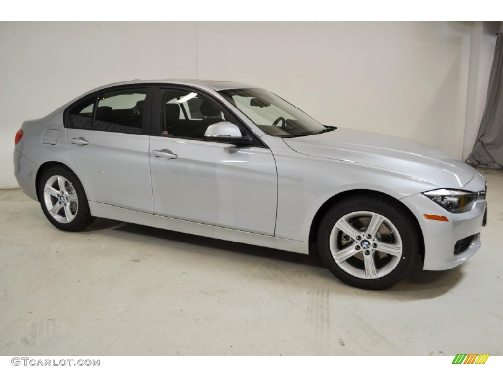 glacier silver metallic 2014 bmw 3 series 328i sedan exterior photo 87453860. Black Bedroom Furniture Sets. Home Design Ideas