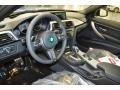 Black Prime Interior Photo for 2014 BMW 3 Series #87454172